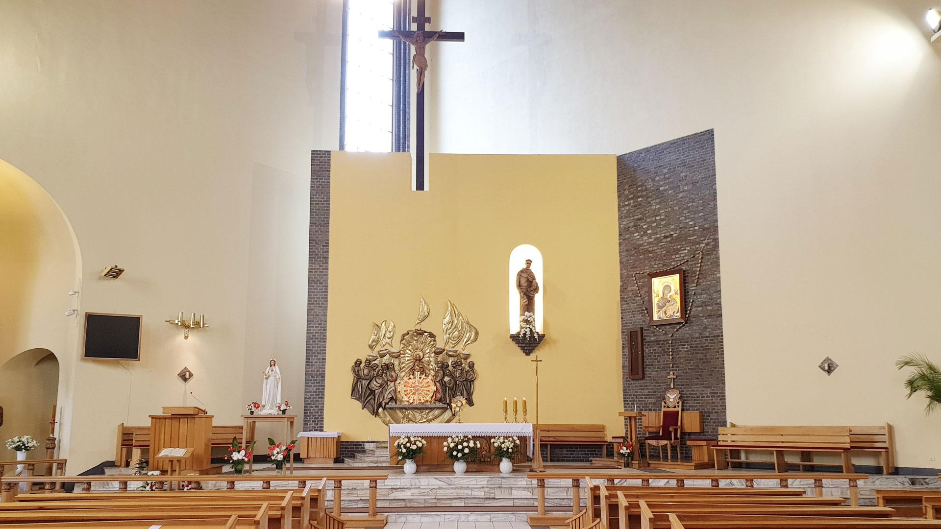 Parafia pw. św. Antoniego w Lesznie